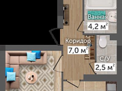 2к ул. Донская ЖК