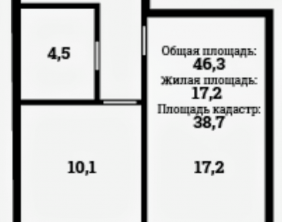 1к ЖК Придонье