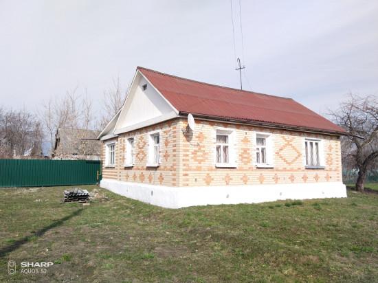 Дом п. Шахтёрский